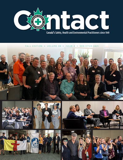 Contact - Fall 2019
