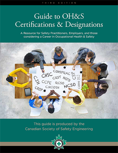 Guide to OH&S Certifications & Designations