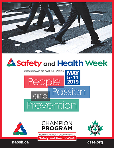 NAOSH Champion Program